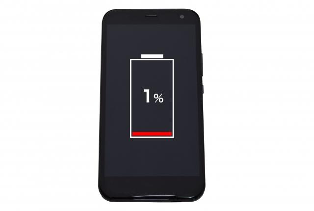 災害時の携帯・スマホの充電器事情